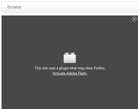 How To Turn On Flash Player In Firefox